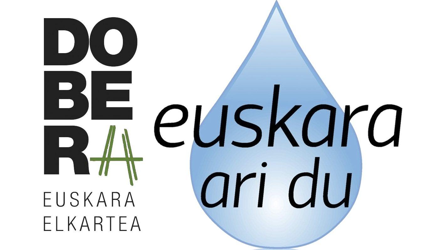 Euskara ari du